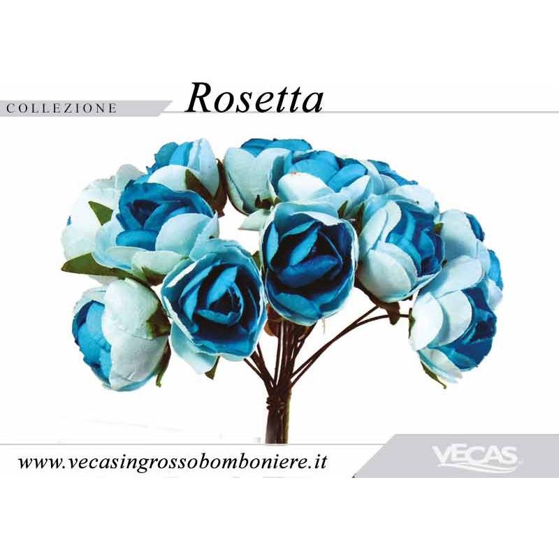 rosetta turchese