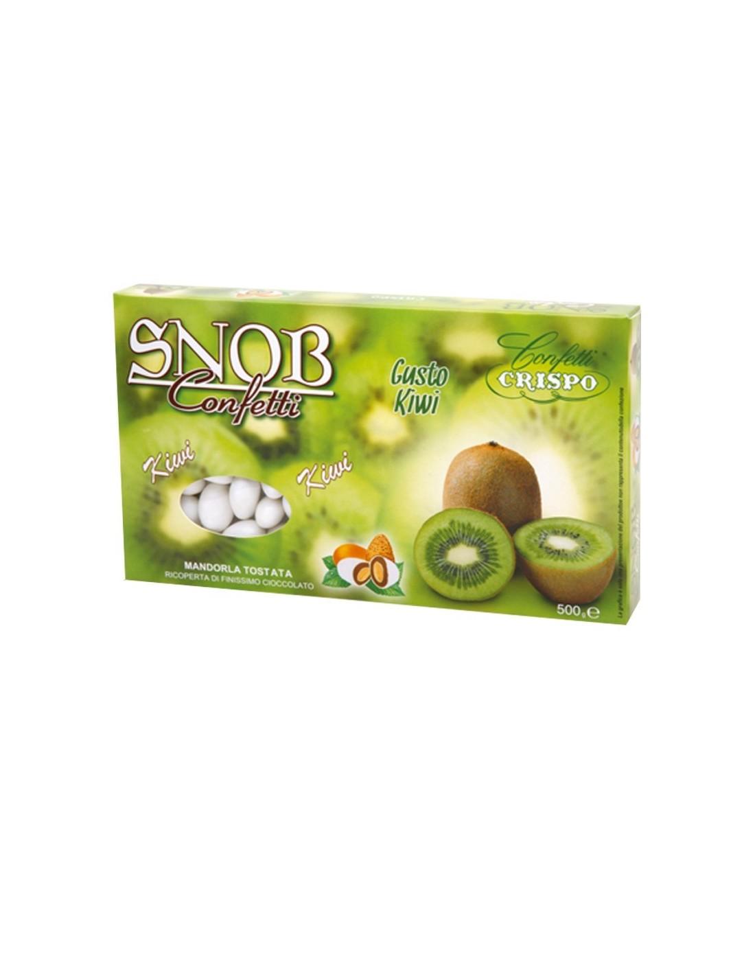 Snob kiwi 500 gr acquista online vecas bomboniere for Kiwi giallo piante acquisto