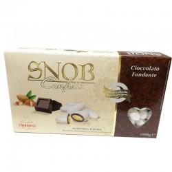 Confetti snob cioccolato fondente 1kg