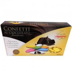 Confetti al cioccolato 1kg giallo