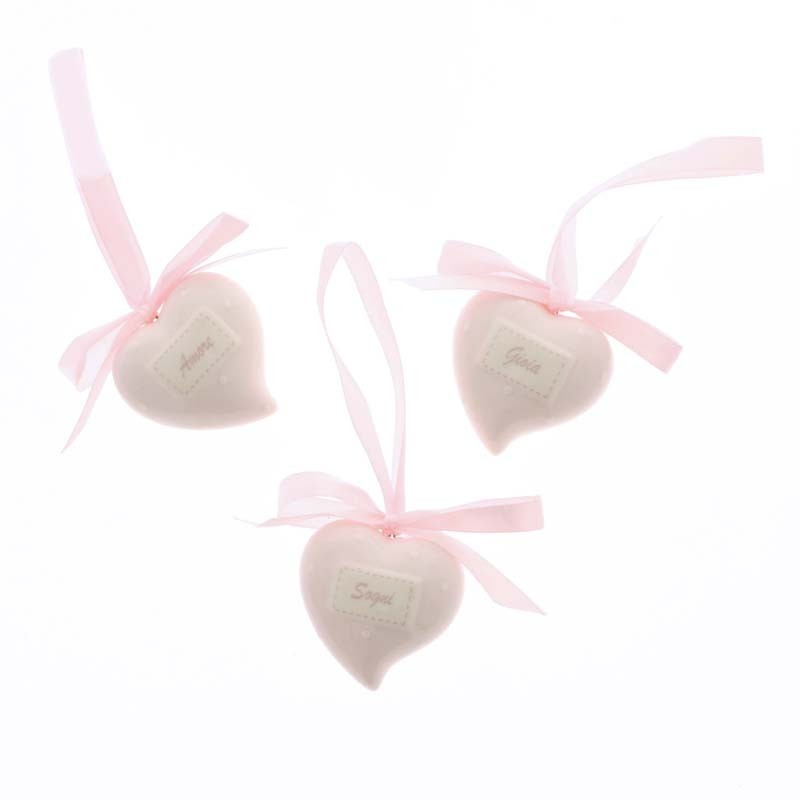 DOLCE CUORE ROSA CM 4,5 S/3       12/288