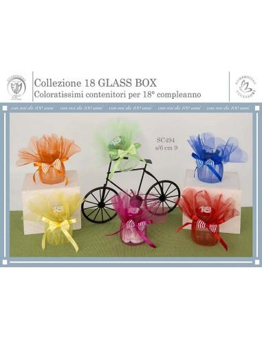 Collezione 18 glass box