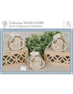 Collezione Wood Cuore