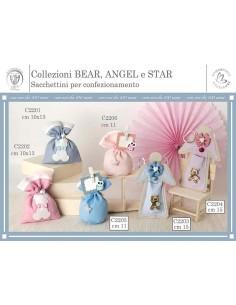 Collezione Bear Angel Star