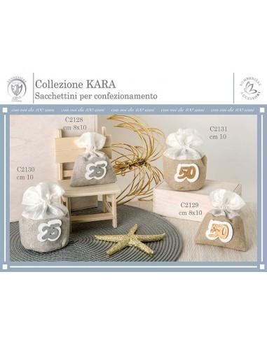 Collezione Kara sacchetti per nozze